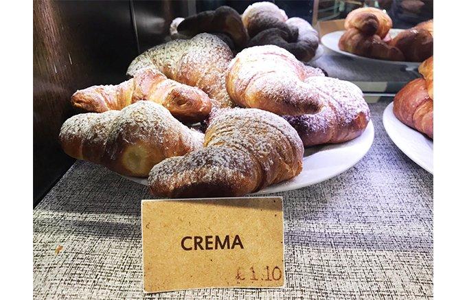 イタリア人が朝食に食べる「コルネット」って知っていますか?