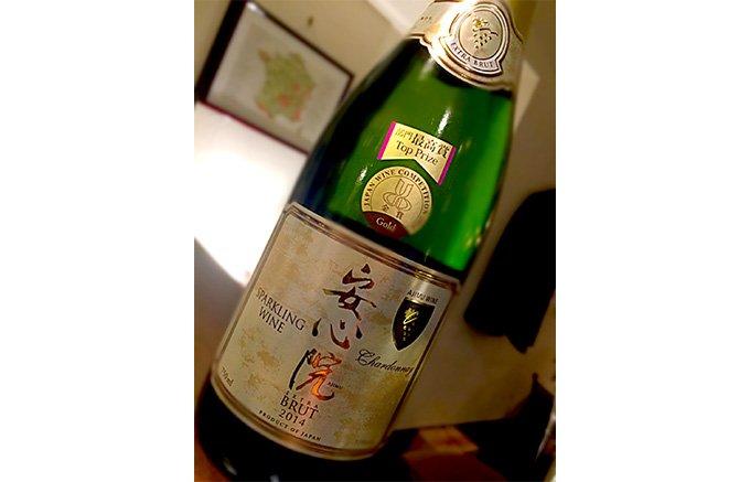 国産スパークリングワインで華やかな時を!!大分・安心院スパークリングワイン