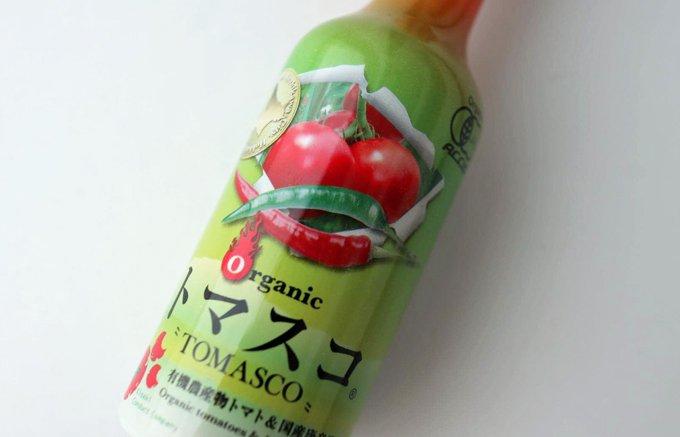 もう、手放せない!有機トマトの旨みとトウガラシの辛味が絶妙な「トマスコ」