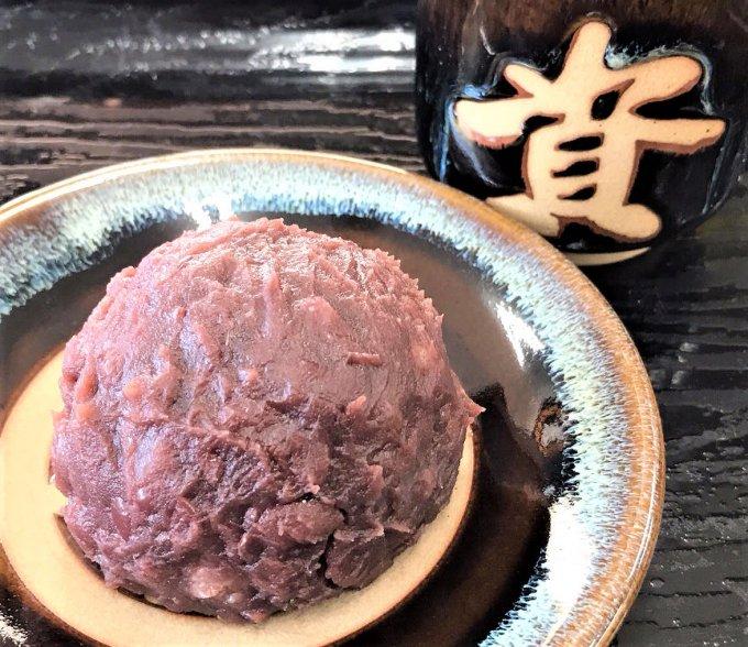北九州のソウルフード「資さんうどん」至極のデザート『ぼた餅』