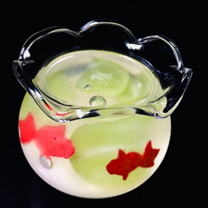 手土産にオススメ!金魚鉢の中を金魚が泳ぐマンダリンオリエンタル東京の夏スイーツ