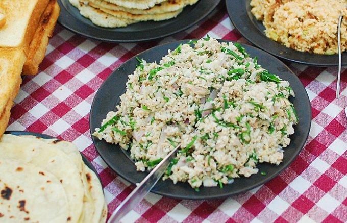 簡単レシピ!ツナ缶でモルディブ料理「マスフニ」を作ろう