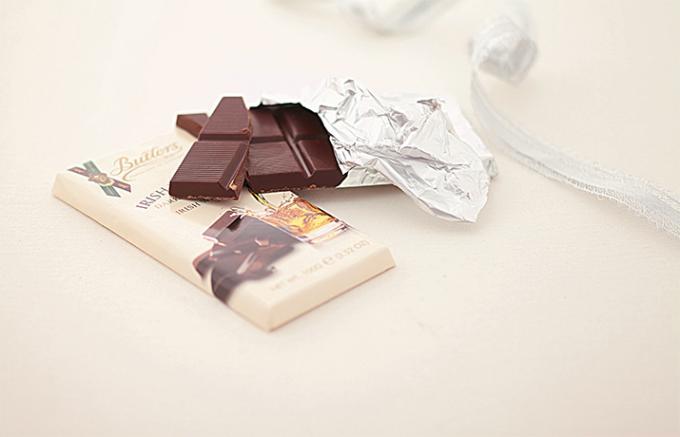 アイリッシュウイスキーの国からの大人チョコレート