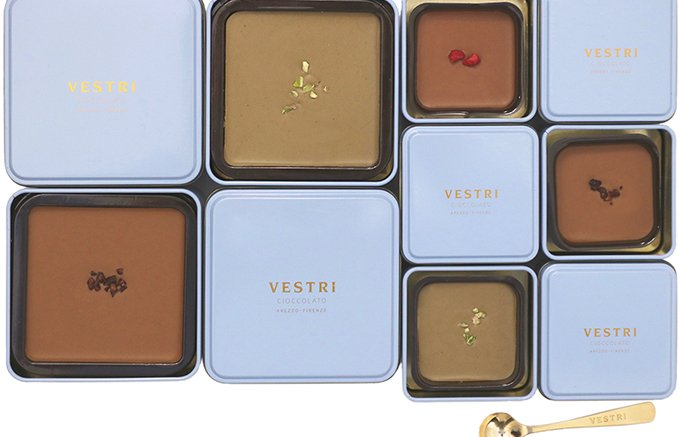 金のスプーンですくう幸せの瞬間!ヴェストリの「アンティーカ・ジャンドゥイア」