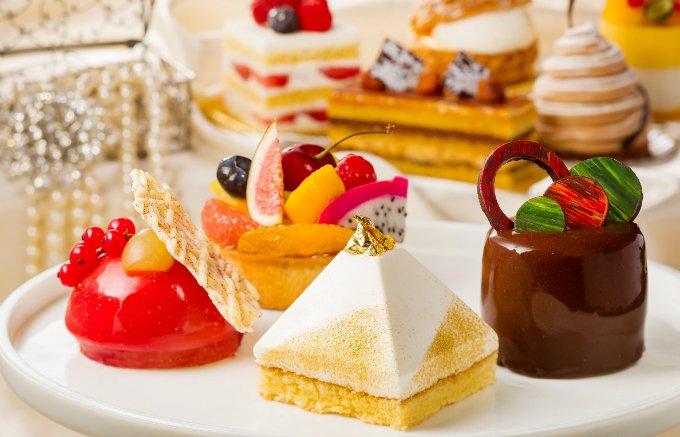 新発売パワースイーツ!「ハイアット リージェンシー 福岡」ピラミッドケーキの秘密