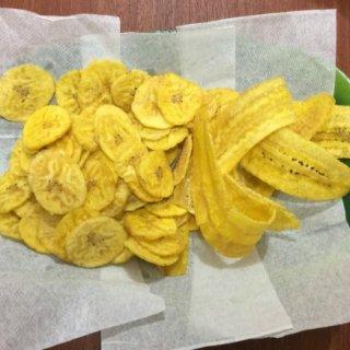 おやつやおつまみにピッタリ!エクアドルでもポピュラーな調理用バナナを使ったお菓子