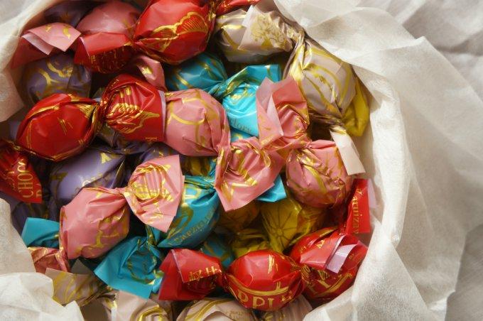 可愛いチョコボールがいっぱい!軽井沢『Bon Okawa』のチョコレートBOX