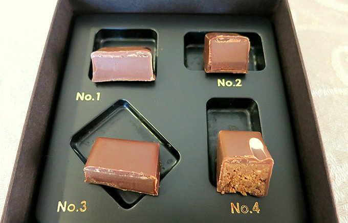 食材へのあくなき探求心から生まれる魅惑のボンボンショコラ
