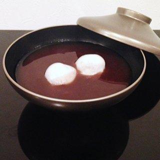 さすが「とらや」の底力!レトルト絶品お汁粉は幻のお豆「白小豆」入りの逸品!