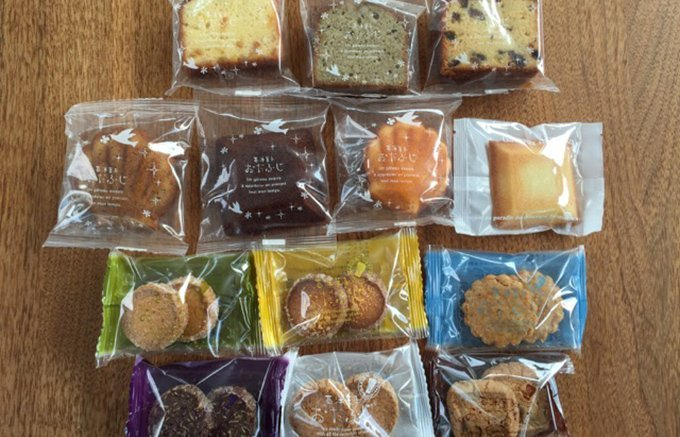 プレゼント用におすすめ!通販できる可愛い焼き菓子セット10選