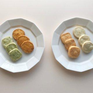 お菓子通をうならせたLES ANGESの塩味クッキー