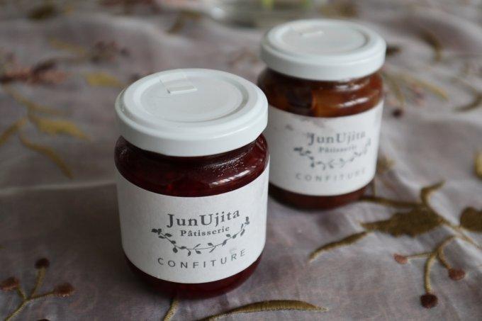 鮮やかな果実味を堪能!目黒のパティスリー『JUN UJITA』のコンフィチュール