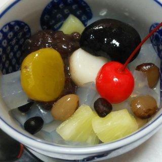 甘味屋さんの味をそのままお届け。『銀座 鹿乃子』のあんみつと豆かん