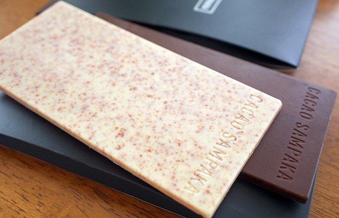 チョコレート界の新潮流「ビーントゥバー」のタブレットチョコで始めるチョコ活