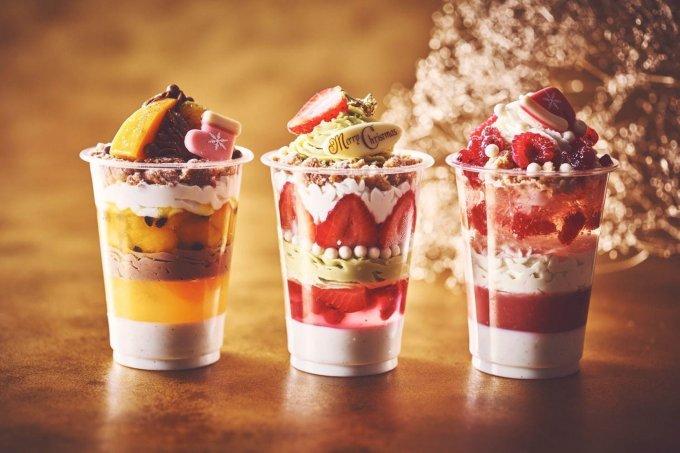11/2~予約!ストリングスホテル東京インターコンチネンタル初のクリスマスケーキ