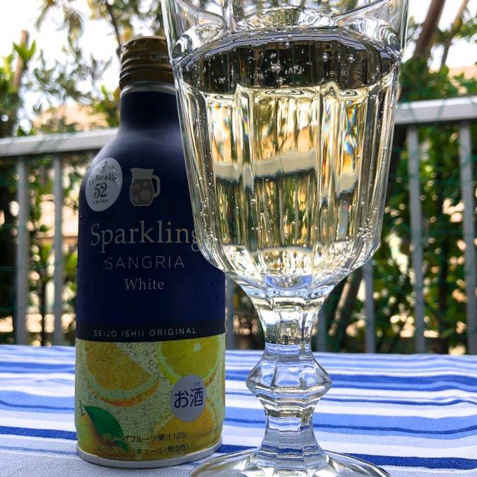 夏の家飲みに!シュワっとフルーティーな「成城石井 スパークリングサングリア」