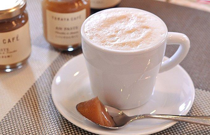 いつものクロワッサンが高級餡(あん)クロワッサンに!TORAYA CAFEのあん