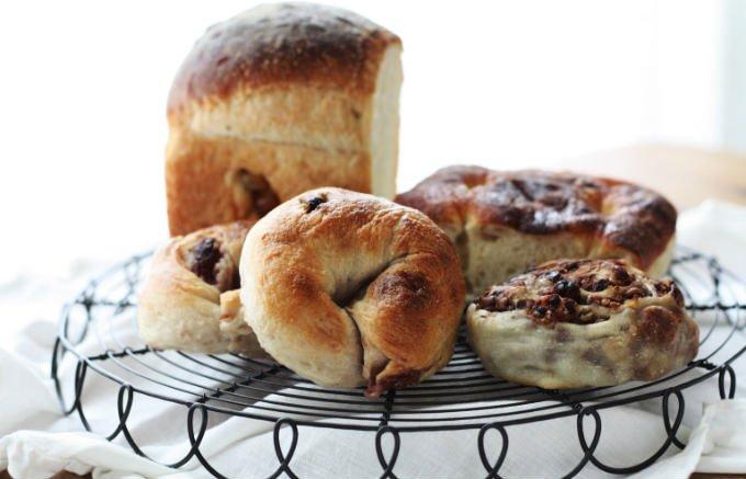 天然酵母の味わいが楽しい!ameen's ovenの「初秋のパン」