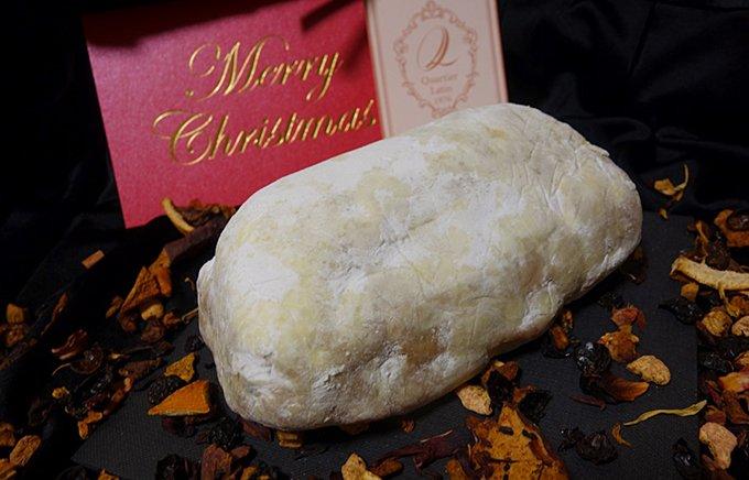 甘さを纏ったクリスマス気分を盛り上げる【シュトレン】