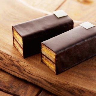 チョコとバタークリームの美味しい融合!「オクシタニアル」のしっとりケイク
