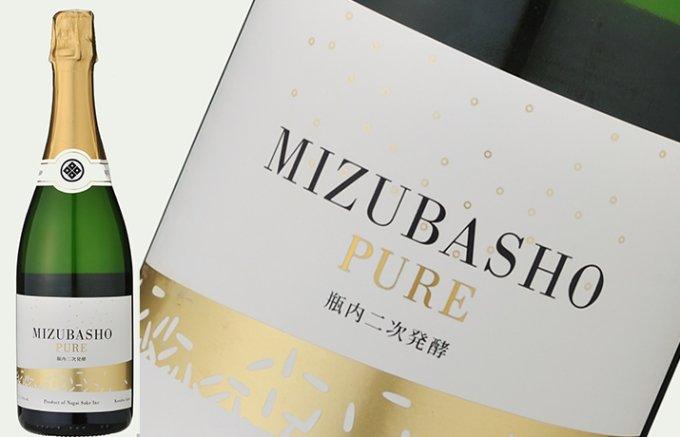 日本酒の新しい可能性を感じるお米のスパークリング