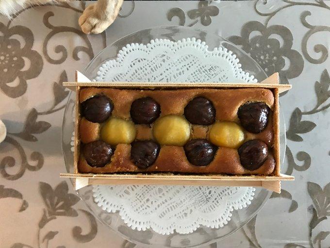 """贈り物に最適!稀少な食""""財""""でていねいにつくられた、高級パウンドケーキ。"""