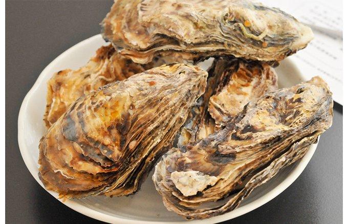 最高に大粒でミルキーな岩手の牡蠣の決定版!