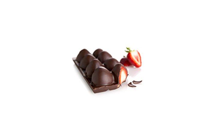 季節&曜日限定というレア感がたまらない!フレッシュフルーツの板チョコレート