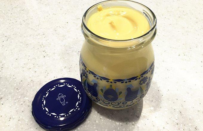 キユーピーが作ったこだわりの瓶入り超高級マヨネーズ「卵を味わうマヨネーズ」