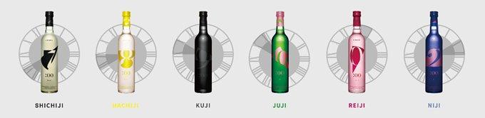 """""""時間""""をコンセプトにしたスタイリッシュな日本酒「HINEMOS」"""