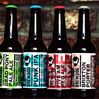 ホップ40倍、麦芽2.5倍、熟成期間8倍以上の英国クラフトビールとは?