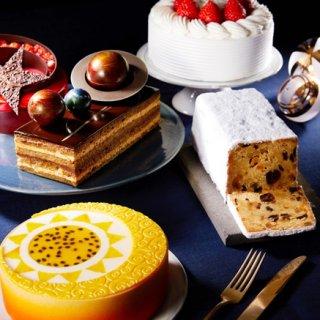 10月1日から予約開始!ザ・キャピトルホテル 東急のクリスマスケーキ2018