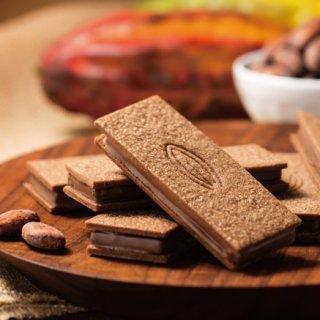 熟練職人が仕上げる本物の味Cacaotier Gokanの「カカオサンド」