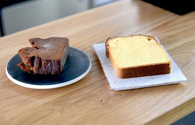 世田谷線「松陰神社前」の商店街、街のケーキ屋さんのガトーショコラが超絶品