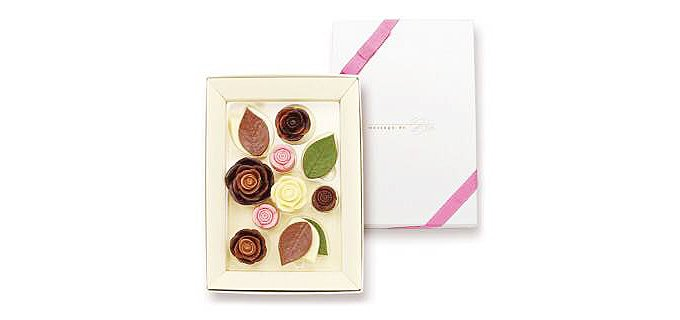 大人女子の心をくすぐる まるで花束のようなチョコレートを手土産に