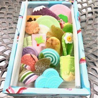 東京人形町の壽堂さんの可愛らしいお干菓子で新春を祝う