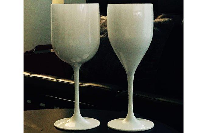 持ち運びに便利なイタレッセのワイングラス
