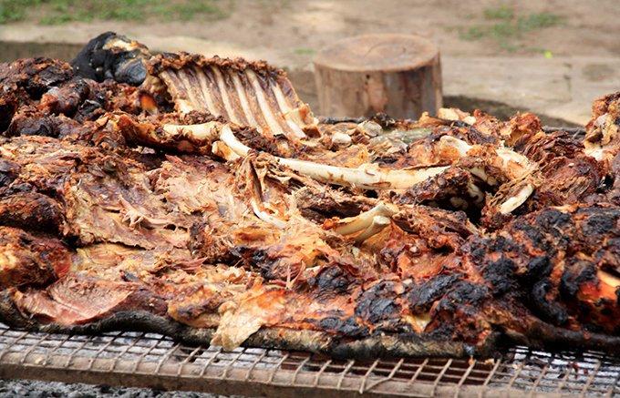 アルゼンチンの不動のNo.1牛肉料理「アサード」!