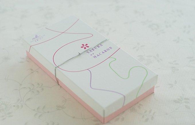 ほんのり桜色&かわいい桜モチーフ!季節限定「桜スイーツ」