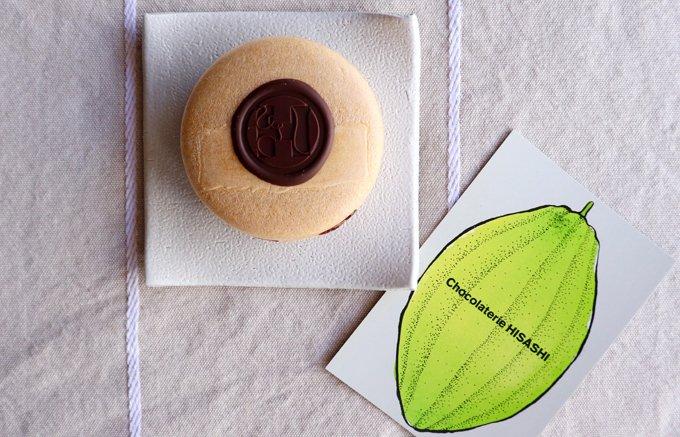 最中とショコラの融合、京都の新定番手土産「Monaショコラ」