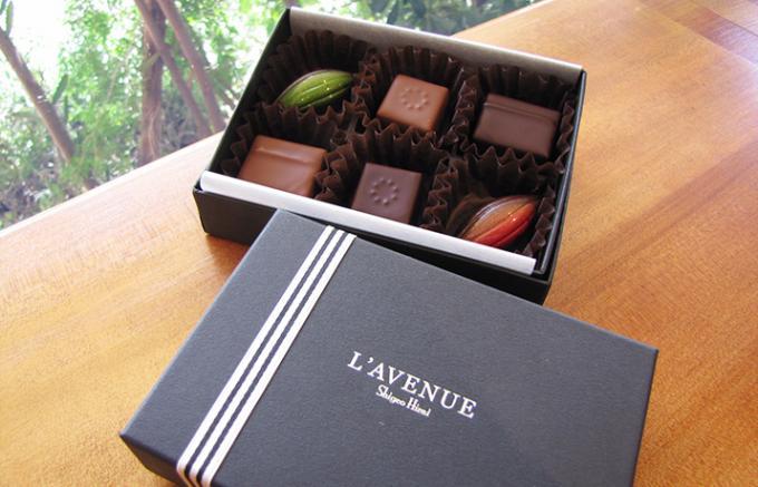 チョコレート作りの世界チャンピオンが作るボンボンショコラ