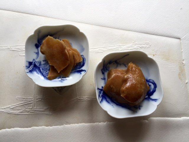 新潟の醗酵文化「沼垂」で見つけたピリッと辛い、酒にもご飯にもあう味噌漬生姜