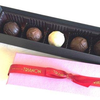 高円寺で愛されるレトロな菓子店トリアノンの口どけがすばらしい「トリュフ」