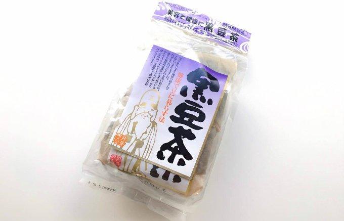 いいこと尽くしの黒豆を使用した伊藤軒の「黒豆茶」