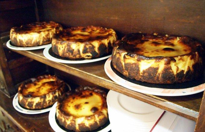 ふんわり止らない美味しさ!「バスクチーズケーキ」専門店『GAZTA』