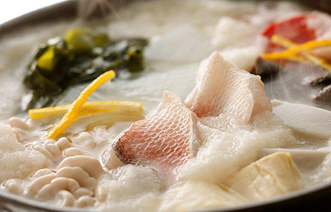 1月の週末・祝日限定 京都老舗料亭「和久博」の仕立てる祝い鍋「福かさね」