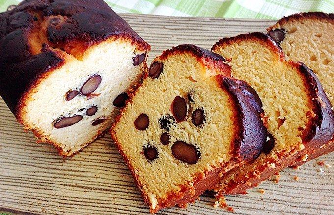 マロンからフルーツまで!しっとりがクセになる魅惑の「パウンドケーキ」