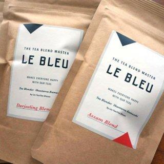 紅茶をもっと身近に!飲み比べて好みが見つかる『LE BLEU』の3種セット