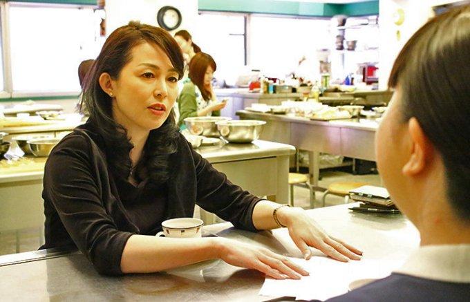【クローズアップ】料理研究家ではなく料理教師。中村奈津子