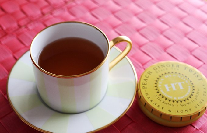 感性の高い人に話題のハーニー&サンズの創作茶
